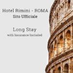 Long stay Hotel Rimini Rome