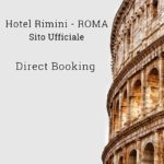 Direect booking hotel rimini roma