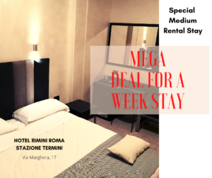 special offer week in rome